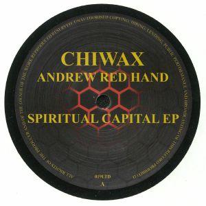 ANDREW RED HAND - Spiritual Capital EP