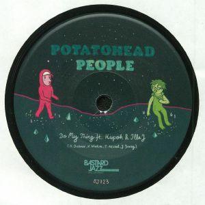 POTATOHEAD PEOPLE - Do My Thing