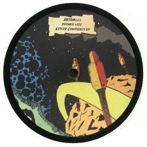 LAZZ, Frankie - Kepler Conspiracy EP