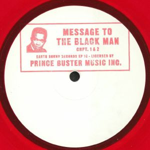 PRINCE BUSTER - Message To The Black Man Chapter 1 & 2
