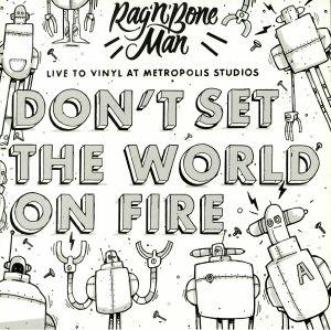 RAG'N'BONE MAN - Live To Vinyl At Metropolis Studios (Record Store Day 2018)
