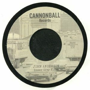 ANDERSON, John/ANGEL SOUND BROADWAY - Inner City Blues