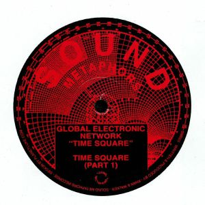 GEN aka  GLOBAL ELECTRONIC NETWORK - Time Square (reissue)