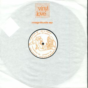 STOJCHE - Magnitude EP