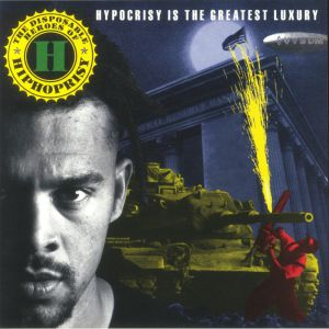 DISPOSABLE HEROES OF HIPHOPRISY, The - Hypocrisy Is The Greatest Luxury (reissue)