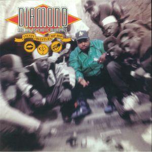 DIAMOND & THE PSYCHOTIC NEUROTICS - Stunts Blunts & Hip Hop (reissue)