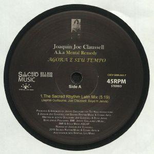 CLAUSSELL, Joaquin Joe - Agora E Seu Tempo (Now Is Your Time)