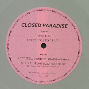 CLOSED PARADISE - Something Else