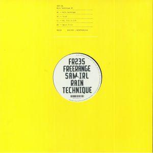 SAM IRL - Rain Technique EP