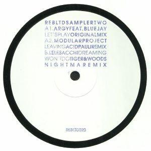 ARGY/MODULAR PROJECT/LELE SACCHI - Reb LTD Sampler Two