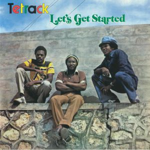 TETRACK - Let's Get Started (reissue)