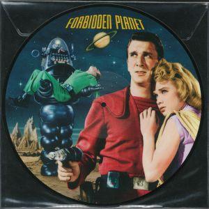 BEBE & LOUIS BARRON - Forbidden Planet (Soundtrack)
