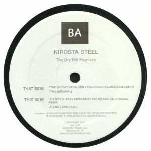 NIROSTA STEEL - The Dry Ice Remixes