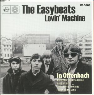 EASYBEATS, The - Lovin' Machine (mono) (Record Store Day 2018)