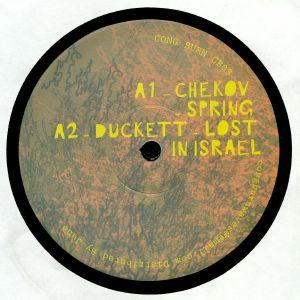 CHEKOV/DUCKETT/LACK/HADDON - Cong Burn 03