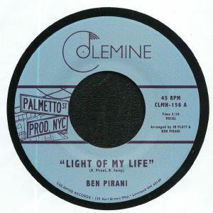 PIRANI, Ben - Light Of My Life