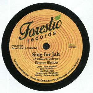 BLENDER, Everton/ZEBRA FOREST - Sing For Jah