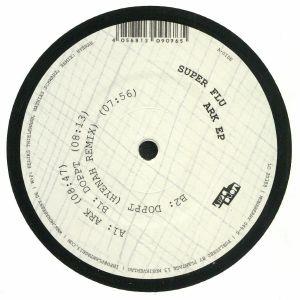 SUPER FLU - Ark EP