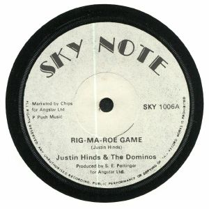 HINDS, Justin & THE DOMINOS/THE REVOLUTIONARYS - Rig Ma Roe Game