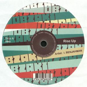 I BENJAHMAN feat HARRY BROWN - Rise Up