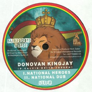 KINGJAY, Donovan/ABA ARIGINAL - National Heroes
