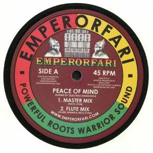 LYON, Nico/PAWEL SHANIN/EMPERORFARI ALLSTARS - Peace Of Mind