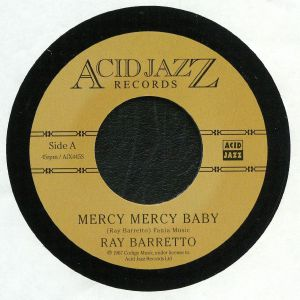 BARRETTO, Ray - Mercy Mercy Baby