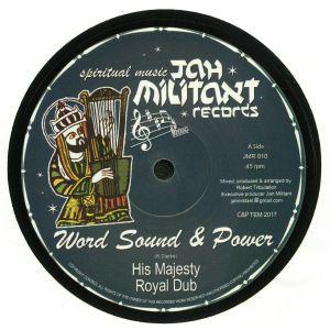 WORD SOUND & POWER/KING PHARAOH - His Majesty