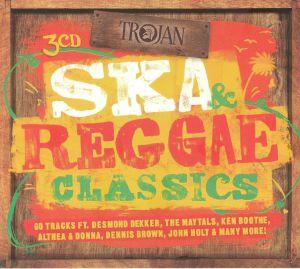 VARIOUS - Ska & Reggae Classics