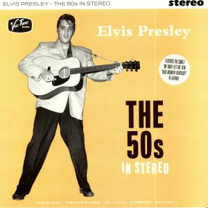 PRESLEY, Elvis - The 50s In Stereo