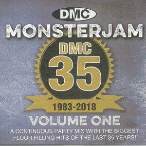 VARIOUS - DMC Monsterjam: 35th Anniversary 1983/2018 Vol 1 (Strictly DJ Only)