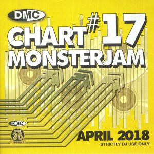 VARIOUS - DMC Chart Monsterjam #17 April 2018(Strictly DJ Only)