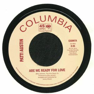 AUSTIN, Patti - Are We Ready For Love