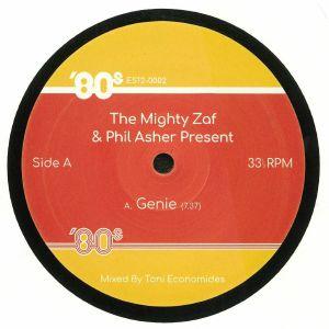 MIGHTY ZAF, The/PHIL ASHER - Genie