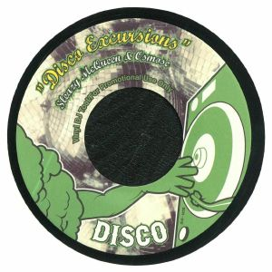 SLEAZY McQUEEN/OSMOSE - Disco Excursions (reissue)