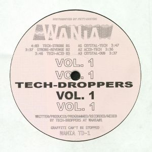 TECH DROPPERS - Tech Droppers Vol 1