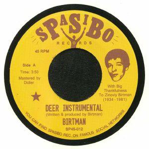 BIRTMAN - Deer Instrumental