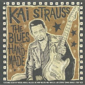 STRAUSS, Kai - The Blues Is Handmade (remastered)
