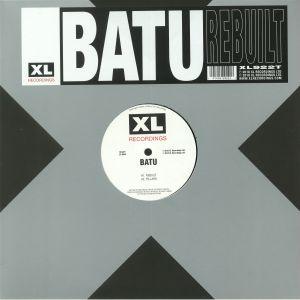 BATU - Rebuilt EP