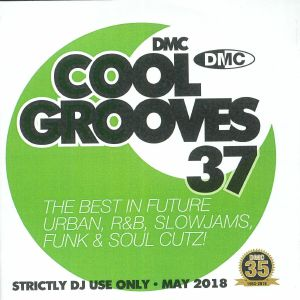 VARIOUS - Cool Grooves 37: The Best In Future Urban R&B Slowjams Funk & Soul Cutz! (Strictly DJ Only)