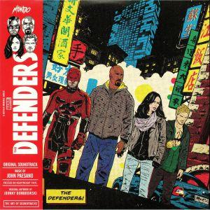 PAESANO, John - Marvel The Defenders (Soundtrack)