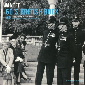VARIOUS - Wanted: 60's British Rock