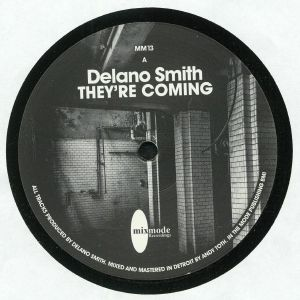 SMITH, Delano - They're Coming