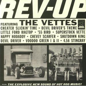 VETTES, The - Rev Up (reissue)
