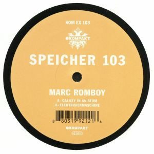 ROMBOY, Marc - Speicher 103
