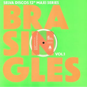 MIRANDA, Marlui feat UAKTI - Tchori Tchori: Brasingles Vol 1