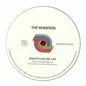 WHISPERS, The - Keep On Lovin' Me