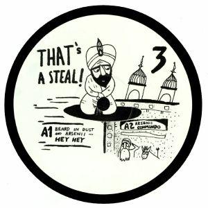 BEARD IN DUST/ARSENII/SPUTNIK/GUIDO MINISKY - That's A Steal #3