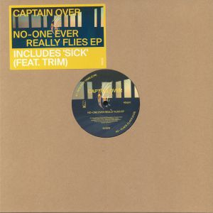 CAPTAIN OVER - No One Ever Really Flies EP