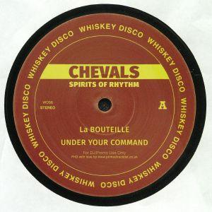 CHEVALS - Spirits Of Rhythm